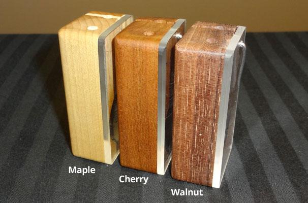 MFLB Maple Cherry Walnut