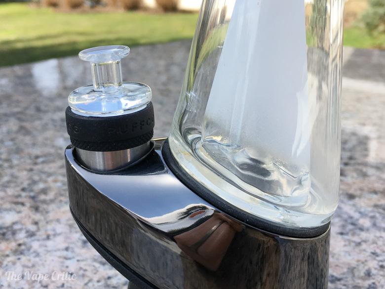 Glass Carb Cap