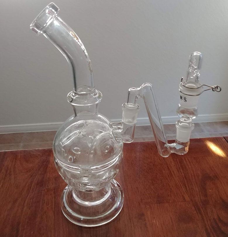 Elev8R Glass Rig